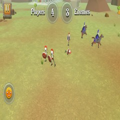 Greek Warriors: Castle Defence