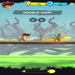 BoBoiBoy Galaxy Run: Fight Aliens to Defend Earth!