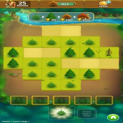 Robin Hood Legends: A Merge 3 Puzzle Game