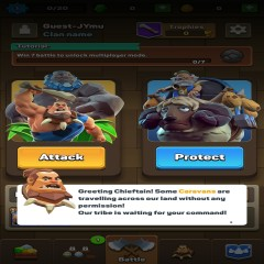 Clash of Tribes: Stone Age Battle