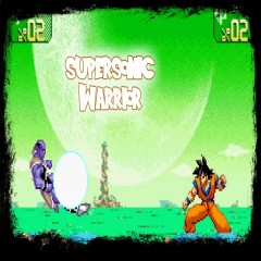 Dragon Z Fighter: supersonic Warrior