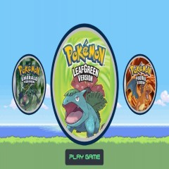 Pokemon Pro Collection: Free G.B.A Classic Game