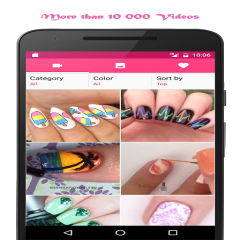 Nailbook: Nail Art Designs