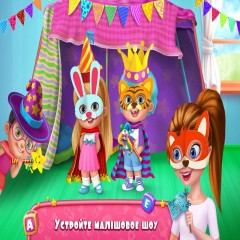 Babysitter First Day Mania: Baby Care Crazy Time
