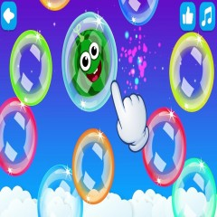 Bubble Shooter games for kids!