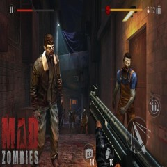 MAD ZOMBIES : Offline Games
