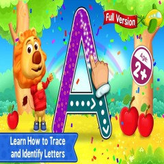 ABC Kids: Tracing & Phonics