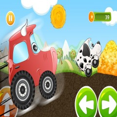 Kids Car Racing game: Beepzz