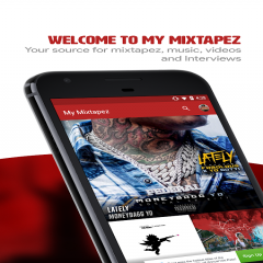 My Mixtapez: Музыка и миксы