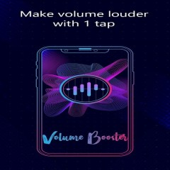 Volume Booster: Music Equalizer Bass Booster
