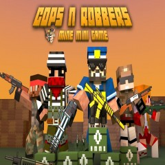 Cops N Robbers: FPS Mini Game