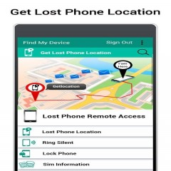Access Lost Device: Where is my Phone