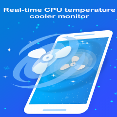 CPU cooler: Cooling phone