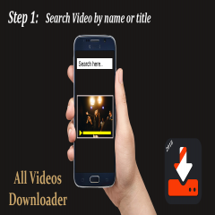 All Video Downloader HD 2018