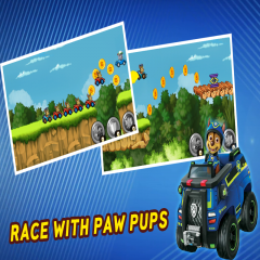 Paw Patrol: Racing Games