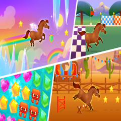 Pixie the Pony: My Virtual Pet
