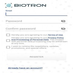 Biotron Data: share data & earn BTRN tokens