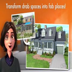 Home Design Makeover!