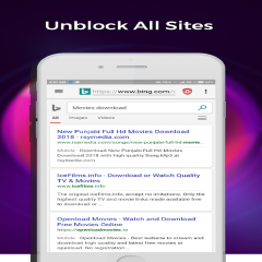 Proxy Browser: Stay Anonymous, Unblock Sites
