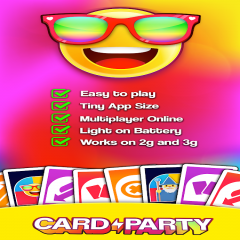 Card Party: Party Card Game with Friends