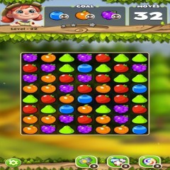 Fruits POP: Jungle Adventure