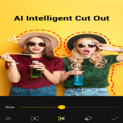 Cut Cut: Cutout & Photo Background Editor