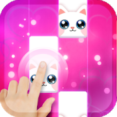Magic Cat Piano Tiles
