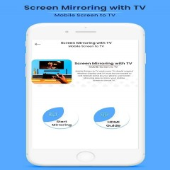 Screen Mirroring With TV - Video Casting With TV