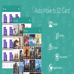 Auto Move To SD Card