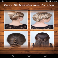 Simple Hairstyles With Your Hands
