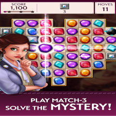 Mystery Match: Puzzle Adventure Match 3