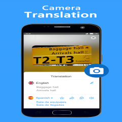 Voice Translator: Translation of 100 languages