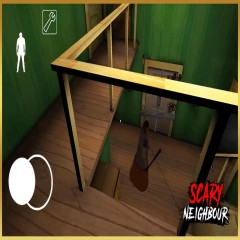 Neighbor Granny Rich 2: Scary Escape Horror Mod