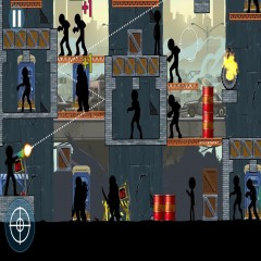 Prisoner Rescue: Counter Assault Stickman Game