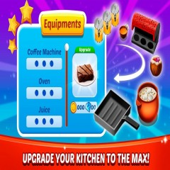 Cooking Games Food Fever & Craze