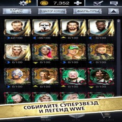 WWE SuperCard: Multiplayer Card Battle Game