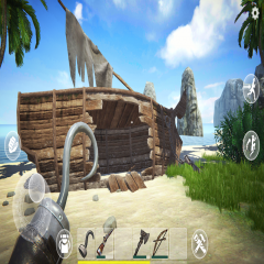 Last Pirate: Island Survival and Pirates