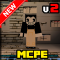 Map Bendy and the Horror Machine: 2 for MCPE