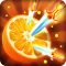Ninja Fruit Hit: Knife Shooter Master