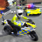 Police Car Driving: Motorbike Riding