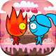 Red boy and Blue girl: Candy World Adventure