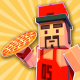 Pizza Street: Deliver pizza!