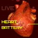 Heart Battery Live Wallpaper
