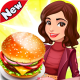 Cooking Crazy Food Restaurant Burger Fever Games