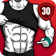 Six Pack in 30 Days: Abs Workout