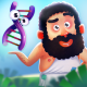 Human Evolution Clicker: Game about Life
