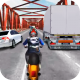 Moto racing: Traffic race 3D