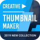 Thumbnail Maker: Youtube Thumbnail & Banner Maker