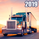 3D driving game: Bus truck simulator 2019