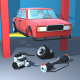 Retro Garage: Mechanic Simulator